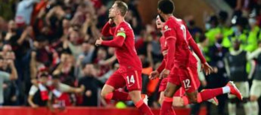 Champions League, Liverpool-Milan 3-2