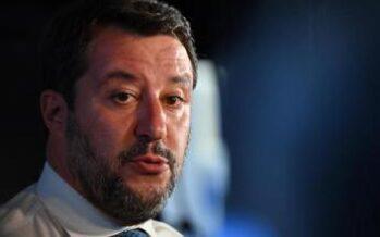 """Morisi, Salvini: """"Il caso? E' attacco a me, sono conigli"""""""