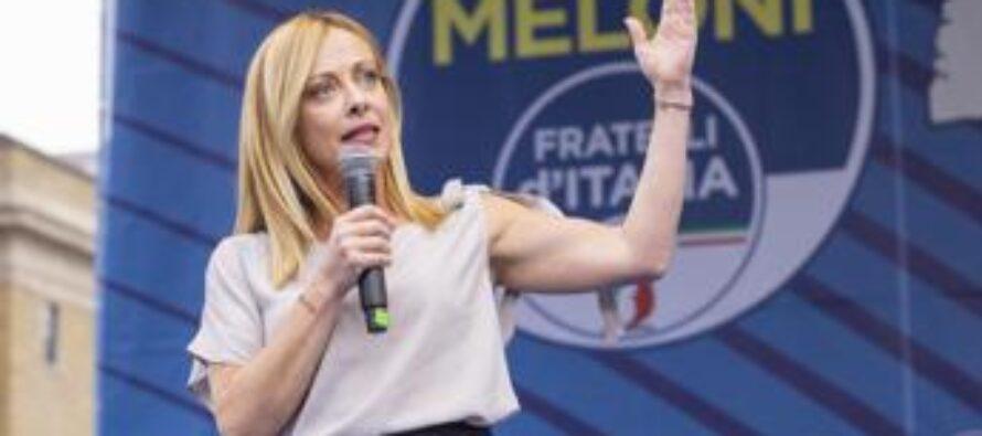 """Covid, Meloni: """"Veri no vax stanno al Governo"""""""
