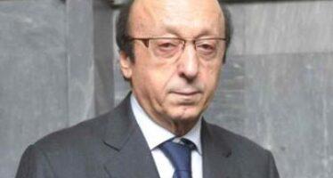 """Moggi 'boccia' la Juve: """"Non è da scudetto, Champions a rischio"""""""