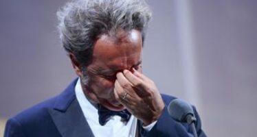 Mostra del Cinema di Venezia, le lacrime di Sorrentino