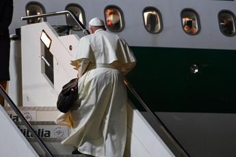 Papa Francesco a Budapest, breve incontro con Orban - Enti Locali Online