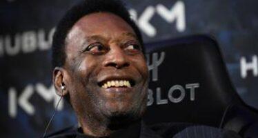 Pelé ricoverato in ospedale da 6 giorni: le condizioni