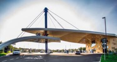 Sostenibilità e innovazione nella nuova stazione di servizio Q8 a Paderno Dugnano