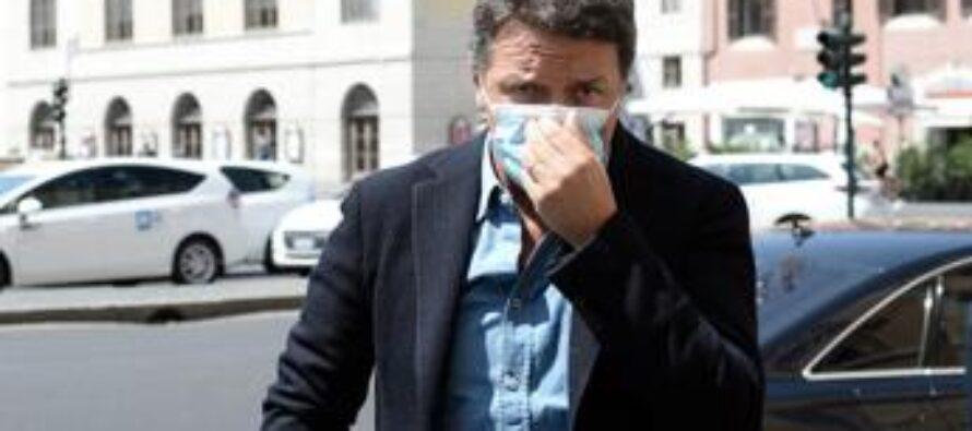 """Renzi: """"Bonomi a gennaio tifava per Conte Ter, ora rispetti la politica"""""""
