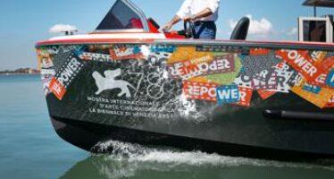 Sostenibilità: arte, design e mobilità, Repower sbarca a Venezia