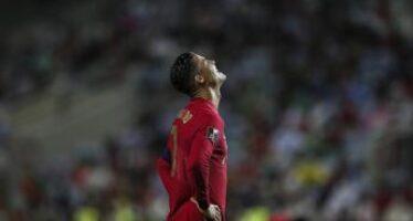 Ronaldo nel Guinness dei primati: 111 gol col Portogallo