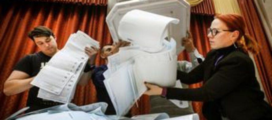 Elezioni Russia, metà voti scrutinati: partito Putin al 46,6%