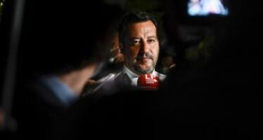 """Salvini: """"Se Lamorgese non sa fare ministro, lo lasci fare ad altri"""""""
