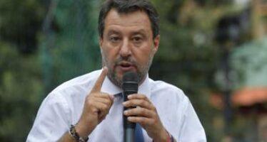 """Green pass obbligatorio, Salvini: """"Vediamo, poi a ottobre trarremo conseguenze"""""""