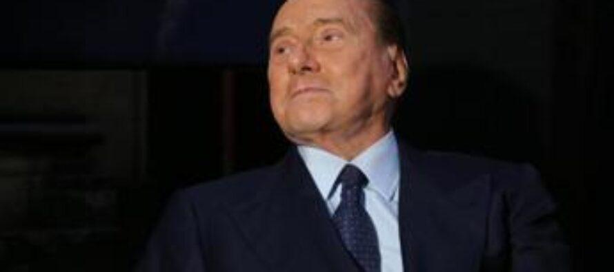 """Berlusconi: """"Forza Italia insostituibile, può guidare Paese dopo 2023"""""""