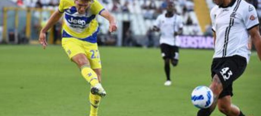 Spezia-Juve 2-3, prima vittoria per Allegri