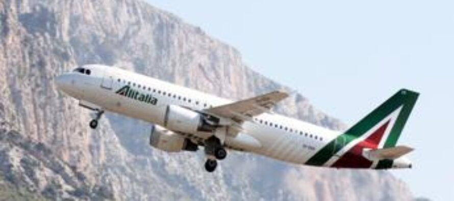 Alitalia addio, oggi l'ultimo volo