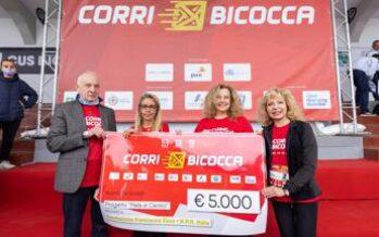 Oltre 2200 runner per gara podistica quarta edizione 'CorriBicocca'