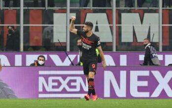 Milan-Torino 1-0, rossoneri soli in testa