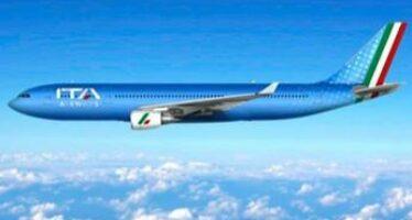 Alitalia addio, ecco Ita Airways: livrea azzurra, aerei e voli