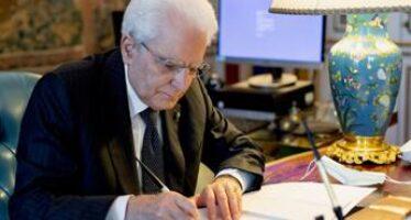"""Incidenti su lavoro, Mattarella: """"Ferita sociale, servono legalità e prevenzione"""""""