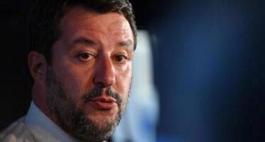 """Salvini: """"Preoccupato, ho chiesto incontro a Draghi"""""""