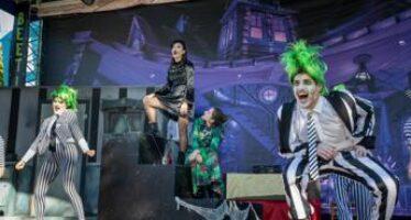 Halloween, i parchi tematici si preparano: a Mirabilandia allestimenti e show