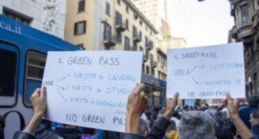 """No Green pass Milano, comitato: """"Attendiamo questura, nessuno parla con noi"""""""