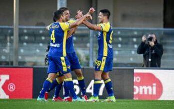 Poker di Simeone stende la Lazio, Verona vince 4-1