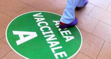 Vaccini Covid Italia, ciclo completato per oltre 81% over 12
